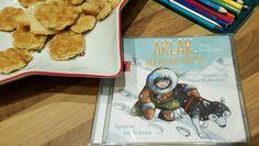 Hier gibt es einen etwas anderen #Buchtipp, ein #Hörbuch! Aklak der kleine Eskimo!