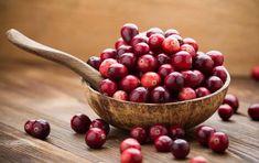 7 rastlín, ktoré vás postavia na nohy! Poslúžia vám ako prírodné antibiotiká - Akčné ženy Cranberry Tree, Cranberry Detox, Cranberry Benefits, Cranberry Juice, Curry Ketchup, Healthy Snacks, Healthy Recipes, Vintage Cooking, Ideas
