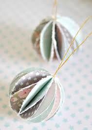 Resultado de imagen para cardboard cut christmas ball