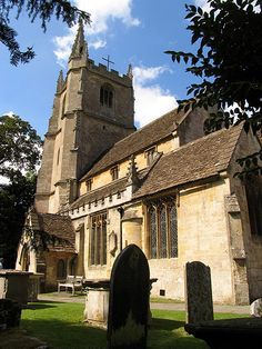 St Andrews Church, Castle Combe