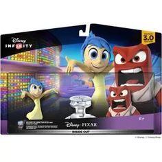 Disney Infinity 3.0 Pixar Inside Out Bundle - Walmart.com