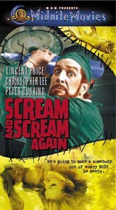 1969 - Scream And Scream Again (VHS)