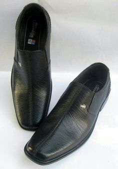 Sepatu kulit asli crocodile