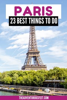 Planning a trip to the French Capital? Here are the best places in Paris that you should not miss.| Best places to visit in Paris| Paris best places to visit| top tourist attractions in paris| Paris bucket list| Bucket list things to do in Paris| things to do in Paris France| must do things in Paris| top attractions in paris| top Paris attractions| beautiful places in paris| what to do in Paris France| where to go in Paris France| must-visit places in Paris Paris Travel Tips, Europe Travel Tips, European Travel, Paris Things To Do, Romantic Things To Do, Paris Paris, Paris France, Beautiful Places To Visit, Cool Places To Visit