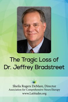 Dr. Bradstreet was a leader in researching and training on new approaches to autism. He gained the respect of countless parents who have listened to his talks and medical practitioners alike. #vaccines