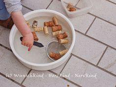 Über den Alltag mit Kindern. Ideen u. Selbstgemachtes, Montessori-inspiriert. Bedürfnisorientiert, achtsam und wertschätzend im Umgang miteinander.