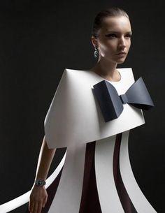 .Paper Dresses!!!