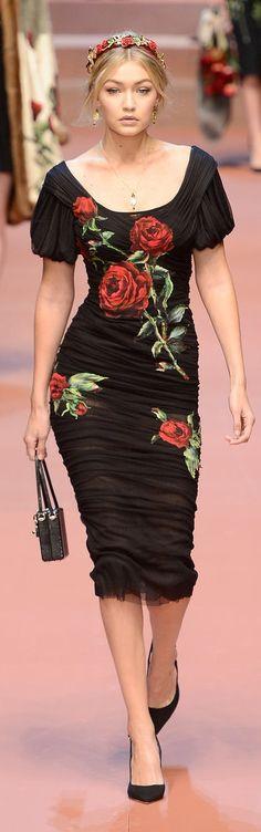 Gigi Hadid Had the Best Fashion Month Ever