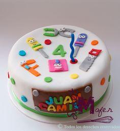 tortas infantiles de ironman - Buscar con Google