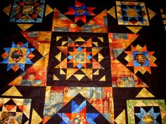 Egyptian Quilts