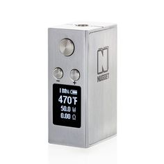 The Nugget is the smallest 50W box mod on the market! It fits easily in the palm of your hand, but provides more than enough power for any atomizer. Constructed from a zinc alloy, the Nugget has a great solid feel and easy operation. It's able to prevent dry burns with temperature control functionality when […]