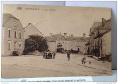 Grosbous - la Place