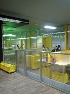 beautiful pop up offices