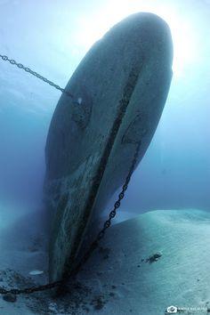 USS Kittiwake by Nadya Kulagina on 500px