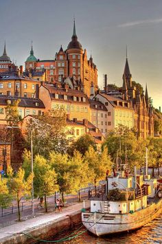 Stockholm, Sweden / Posed by. Art,Craft & Architecture