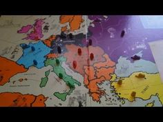 How to play Diplomacy Board Game (Tutorial Part 1 of 5) - YouTube