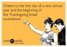 Back to School Teacher Humor. Someecards – Back to School Teacher Humor. Back To School Funny, Back To School Teacher, New School Year, School Stuff, School Today, Back To School Quotes For Teachers, Middle School, Funny Teachers, School Daze