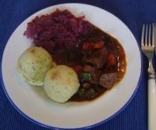 Rezept Malzbiergulasch von iris_not - Rezept der Kategorie Hauptgerichte mit Fleisch