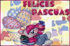 Tarjetas de Feliz Pascua