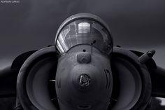 AV-8B Marine Corps Harrier, rainy day blues.