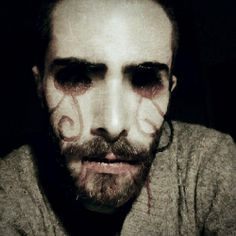 [eyeless] #experimental #eyebrows #eyes #red #texture #project #andrography #art #eyeless #skin #sketch #surrealism #dark #dreams #drawing #nightmares #face #head #lips #blood #concept #conceptual #beard #bearded #buzzed #nose #me