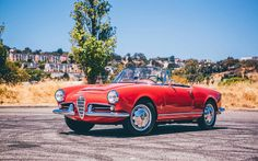 BF AUCTION: 1963 Alfa Romeo Giulia 1600 Spider - http://barnfinds.com/bf-auction-1963-alfa-romeo-giulia-1600-spider/