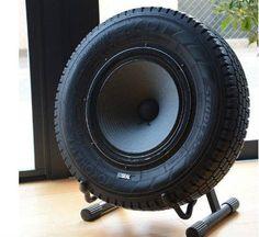 Increíbles Ideas para Darle un Nuevo Uso a los Neumáticos Viejos