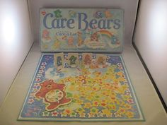 Care Bears Path to Care-A-Lot 1980's Board Game