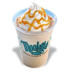 Caramel MooLatte' ® is simply out of this world! #MooLatte #DQ #longislanddq
