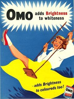An poster sized print, approx (other products available) - powder products detergent<br> - Image supplied by Advertising Archives - Poster printed in Australia 1950s Advertising, 1950s Ads, Advertising Archives, Retro Ads, Advertising Poster, Vintage Advertisements, Vintage Ads, Vintage Posters, 1950s Posters