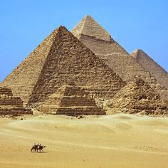 Pyramids have been famous as creations by the Egyptians during the ancient civilization. - See more at: http://blog.zoomtra.com/discover-7-kinds-of-pyramids-around-the-world/