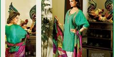 Ittehad Textiles Spring Lawn Collection 2016 By Nilofer Shahid http://www.womenclub.pk/ittehad-textiles-spring-lawn-collection-2016-by-nilofer-shahid.html #Ittehad #IttehadTextiles #IttehadLawn