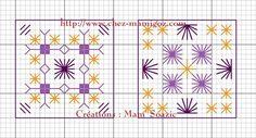 21 SAL automne 2014 , une Quaker Ball en Points Fantaisie chez Mamigoz  ❤ =^..^= ❤