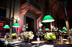 wedding bates hall boston public library - Google Search