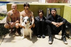 Red Hot Chili Peppers' The Getaway Debuts #1 Around The WorldWithGuitars