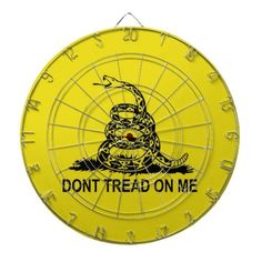 dont tread on me state flag