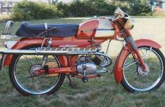 Whippet by Batavus- Moped Motorcycle, 50cc Moped, Moped Scooter, Vintage Moped, Vintage Motorcycles, Cars And Motorcycles, Vintage Cars, Motor Scooters, Whippets