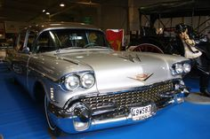 Cadillac 58 break