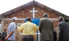 Samaritan's Purse built a new place of worship to replace a church destroyed by wars and rebel attacks in a jungle village in the Democratic Republic of Congo.