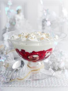 A Christmas desert, the perfect sweet during Christmas time!