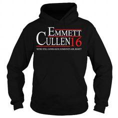 I Love EMMETT CULLEN Shirts & Tees