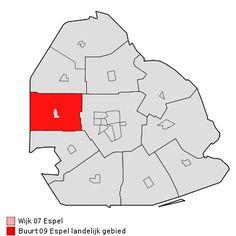 Espel dorp & Espel landelijk gebied