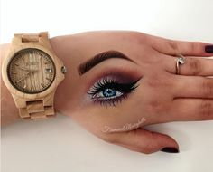 Hand makeup, aka practicing your lit AF skills on your hand before committing to your face, is taking over Instagram.