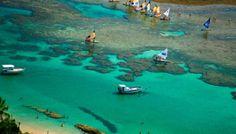 11 incríveis praias azuis do Brasil pra você não precisar ir ao Caribe