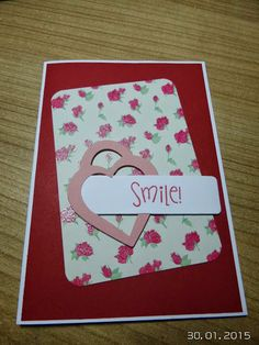BellesCreations.gr: Smile Stamps, Playing Cards, Creations, Smile, Create, Ideas, Seals, Stamp, Playing Card Games