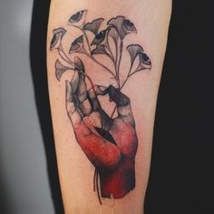 New Psychedelic Tattoos Splashed With Neon Detail By Joanna – New Psychedelic Ta… - hübsche Tätowierungen Leaf Tattoos, Body Art Tattoos, Hand Tattoos, Tattoo Ink, Hand Eye Tattoo, Neon Tattoo, Large Tattoos, Unique Tattoos, Pretty Tattoos