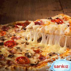 Sarıkız ile ne iyi gider? Pizza mı, çiğ köfte mi? #sarıkız #doğal #madensuyu #lezzet #eğlence #keyif