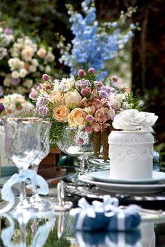 mix lindo de flores
