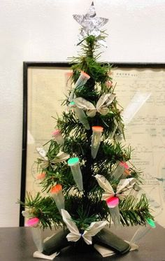 Laboratory Christmas Decoration Ideas