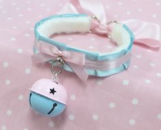 no daddy in love with all cute things Kitten Play Gear, Kitten Play Collar, Kitten Collars, Kawaii Fashion, Cute Fashion, Look Fashion, Looks Kawaii, Daddy Kitten, Kawaii Accessories